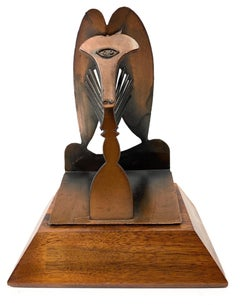 """""""Untitled (Maquette of the Chicago Sculpture)"""" by Picasso"""