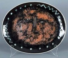 Visage dans un ovale (Face in an Oval), A.R. 275