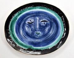 Visage dans un ovale (Face in an Oval), A.R. 273
