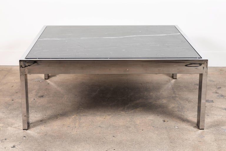 Mid-Century Modern Pace Coffee Table by Lawson-Fenning For Sale