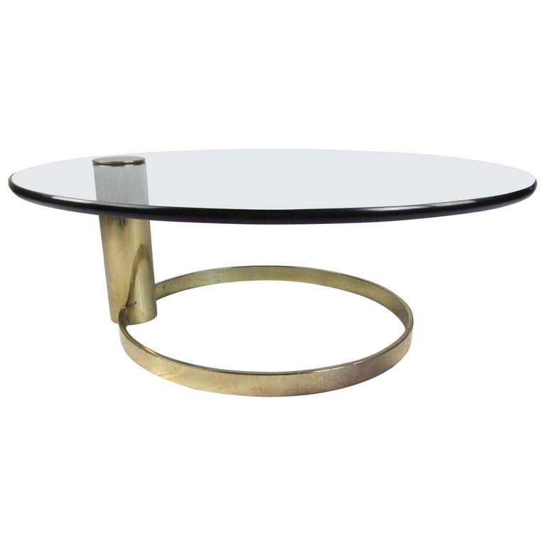 Pace Collection Coffee Table By Leon Rosen For Sale At 1stdibs