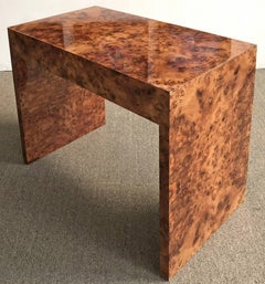 Pace Collection Desk or Console Table by Leon Rosen