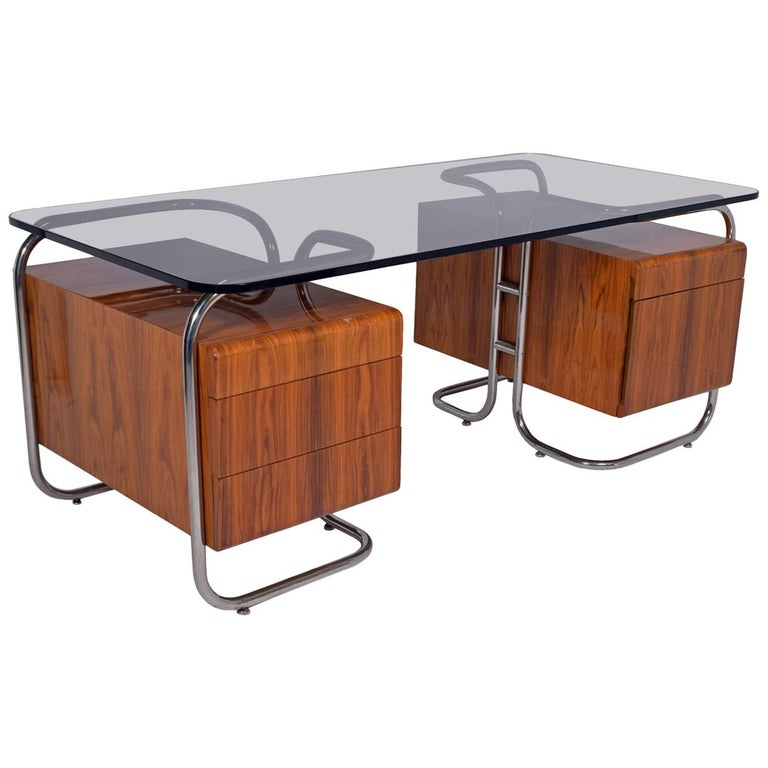 Pace Collection Executive Desk A Leon Rosen Design For Sale At 1stdibs
