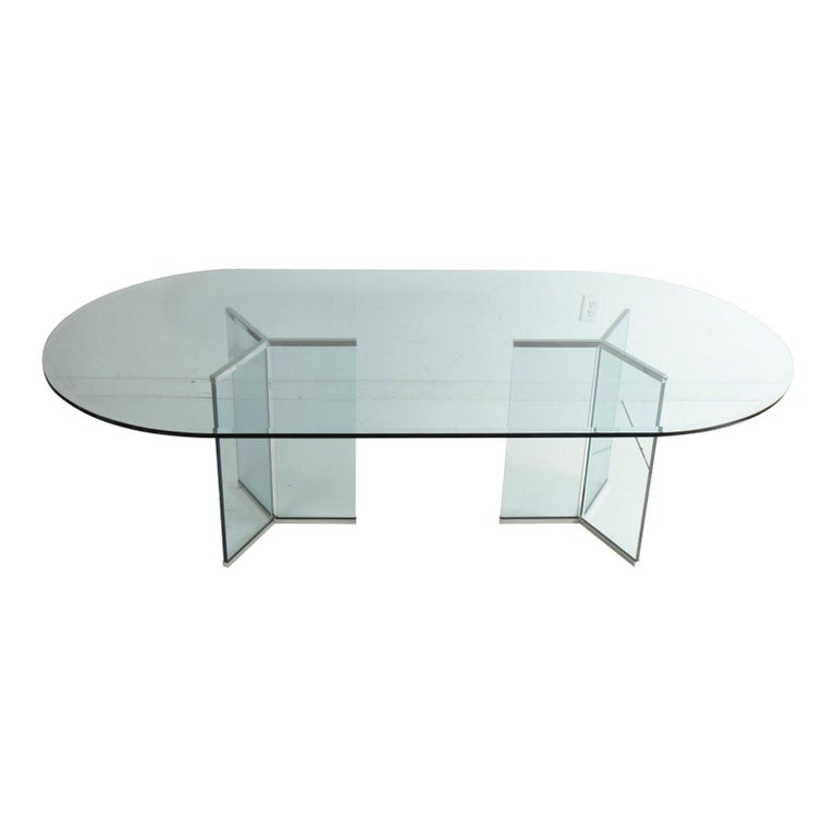 Pace Collection Model 6060 Dining Table by Irving Rosen For Sale 2