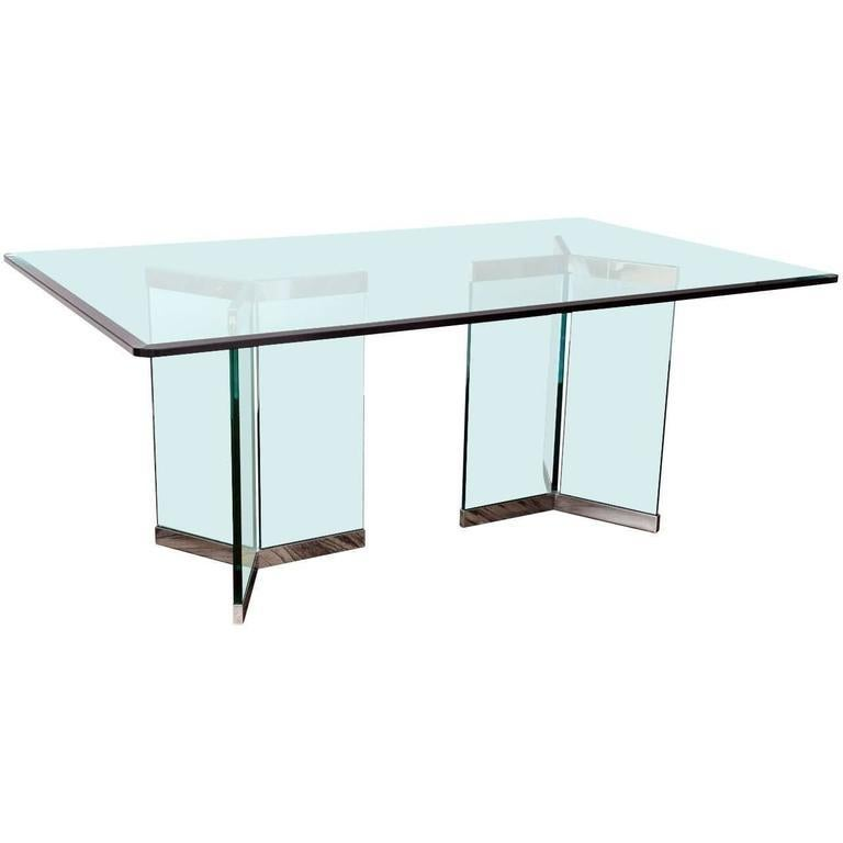 Pace Collection Model 6060 Dining Table by Irving Rosen For Sale 3