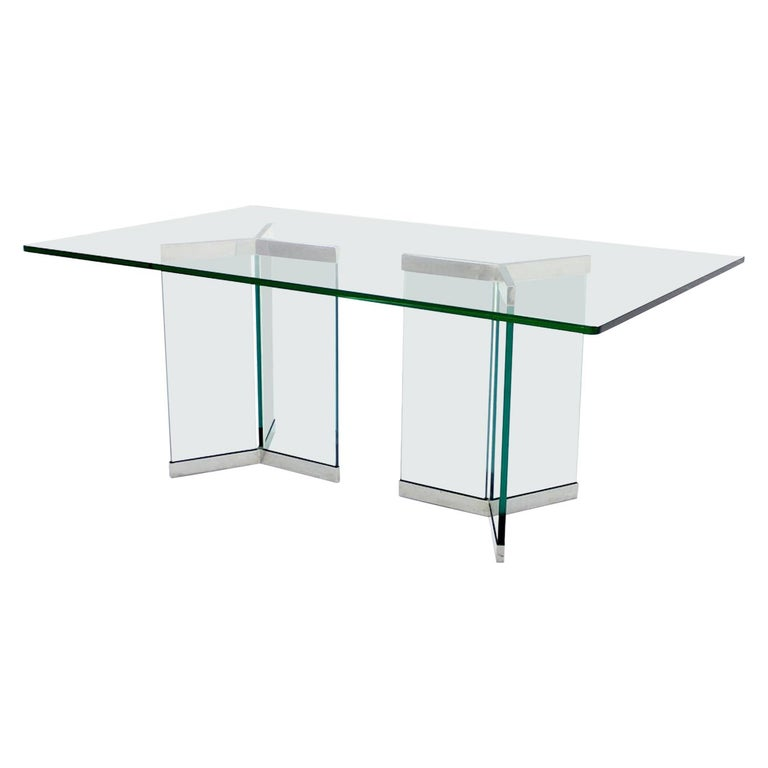 Pace Collection Model 6060 Dining Table by Irving Rosen For Sale