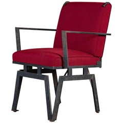 Pacific Iron Armchair