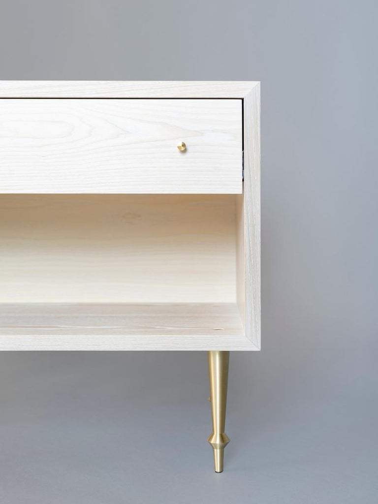 Modern Pacific Nightstand by VOLK For Sale