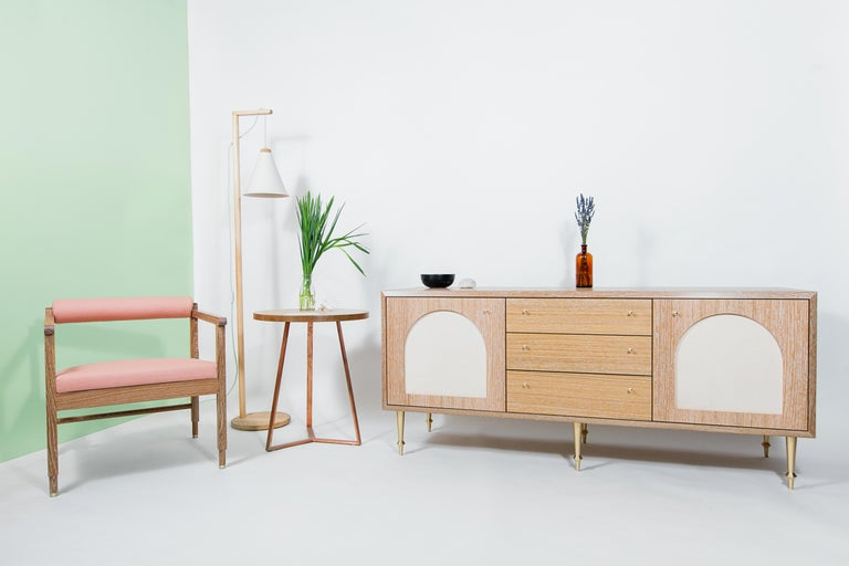 Contemporary Pacific Sideboard by Volk For Sale