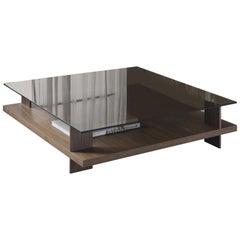 Pacini & Cappellini Corallo Coffee Table in Bronze Wood
