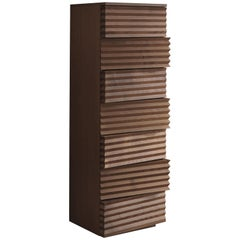Pacini & Cappellini Tiffany Chest of Drawers in Natural Ash by Elena Vigano