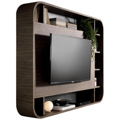 Pacini & Cappellini Vision TV Stand by Giuliano & Gabriele Cappellettii