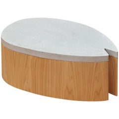 """Pacman"" Contemporary Coffee Table"