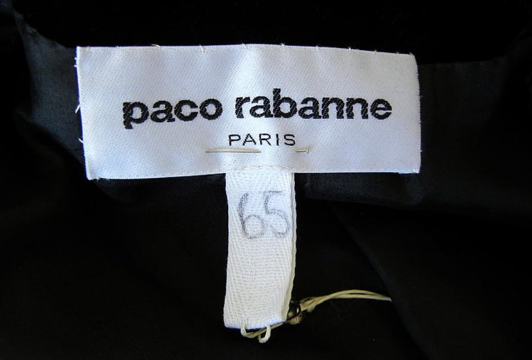 Paco Rabanne 1985