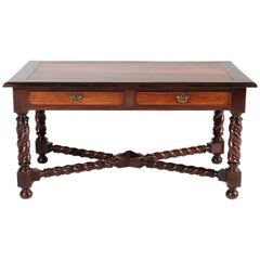 Jacobean Tables