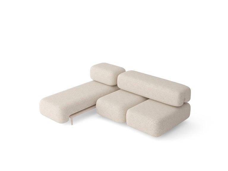 Modern Padun Sofa by FAINA For Sale