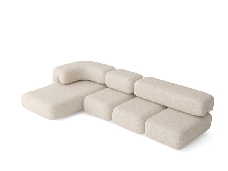 Ukrainian Padun Sofa by FAINA For Sale