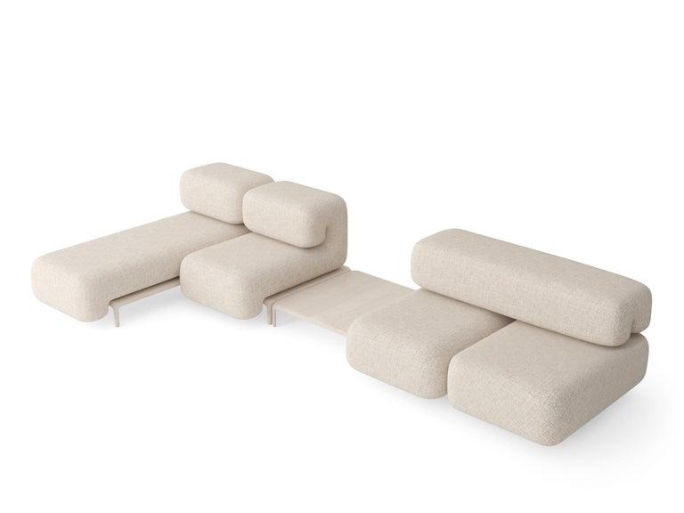 Contemporary Padun Sofa by FAINA For Sale