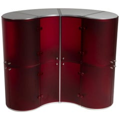 """Paesaggi Italiani"" Storage Cabinet by Massimo Morozzi for Edra"