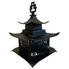 Pagoda Style Asian Lantern