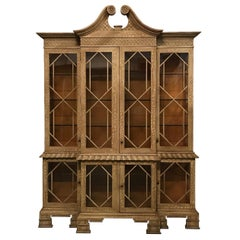 Pagoda Style Cabinet by Trouvailles