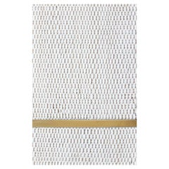 Paille-Intrec Kaf.21 Woven Straw Decorative Panel