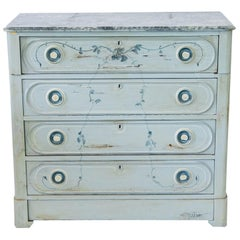 Painted American Chest