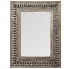 Painted Anglo-Indian Mirror