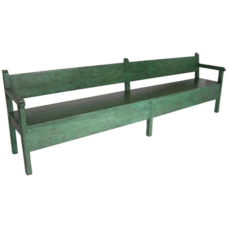Painted Bench For Sale