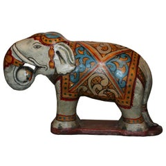 Painted Burmese Elephant