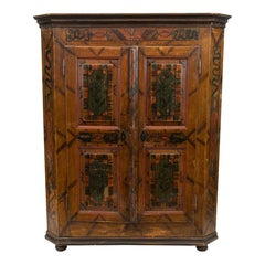 Romanian Case Pieces and Storage Cabinets
