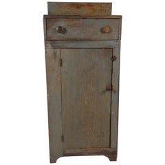 Painted Country Cabinet