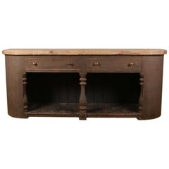 Painted English Sideboard from the City of Bath