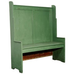 Painted Modernist Booth