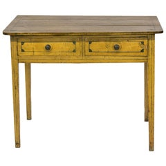 Painted Pine English Table