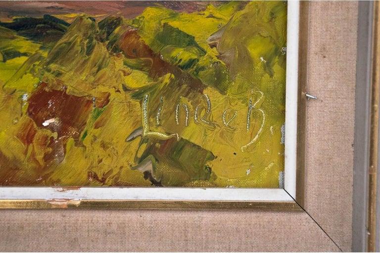 Mid-20th Century Painting