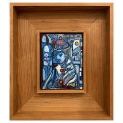 Painting by Cuban American artist Jose-Maria Mijares II