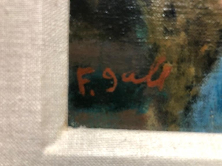 Painting by Francois Gall  For Sale 1