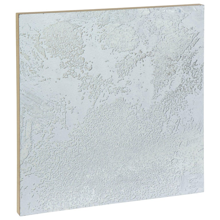 Painting by William Kozar, 2008, Silver Color, Modern Art, Contemporary Art For Sale