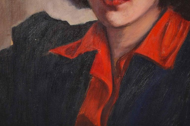 Painting, circa 1950,