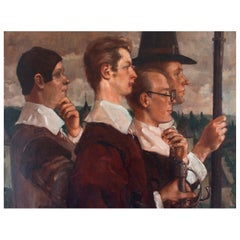 Painting from the 1930s