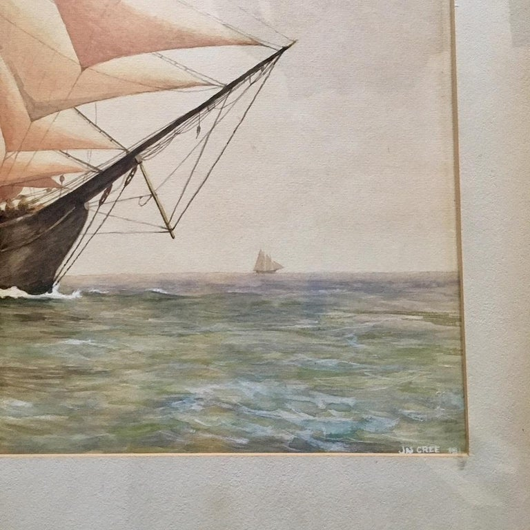 Other Painting of the Whaleship