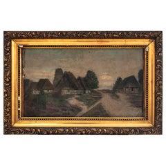 "Painting ""Rural Landscape"""