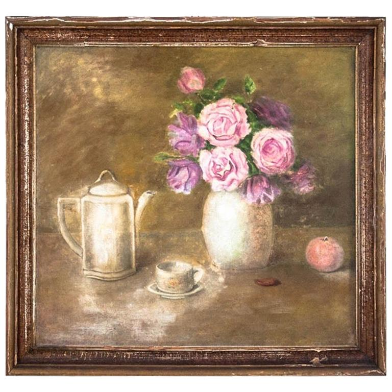 """Painting """"Still Life"""" For Sale"""