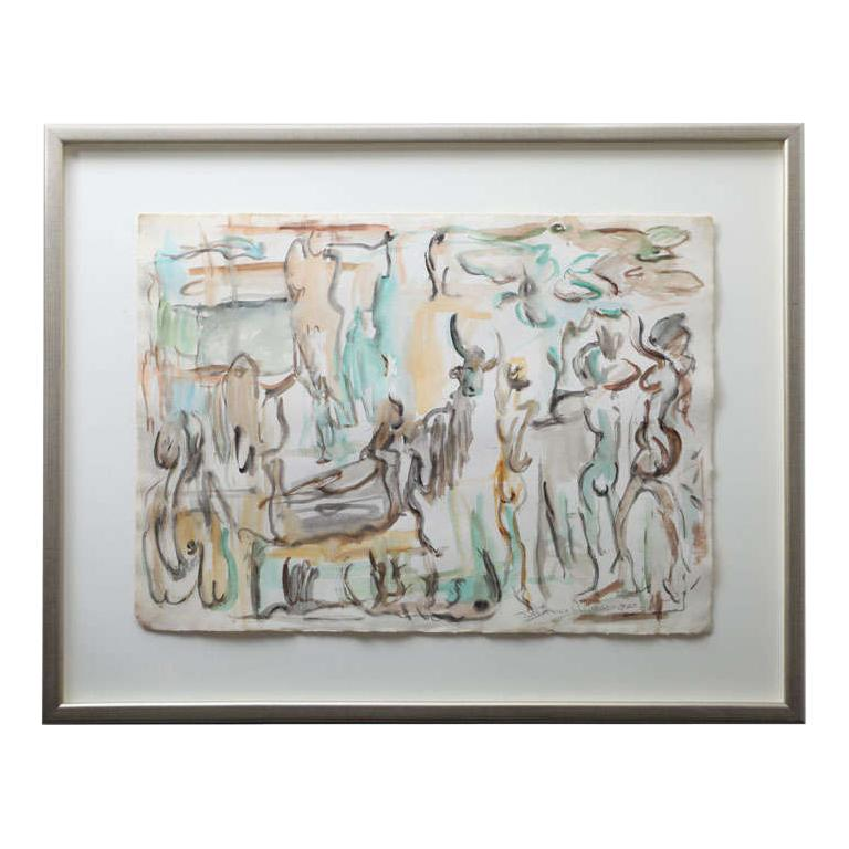 Paintings  by John Francis Williams For Sale