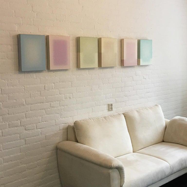 Modern Painting's', Shift 'inversion' by Chris & Jody Vingoe For Sale