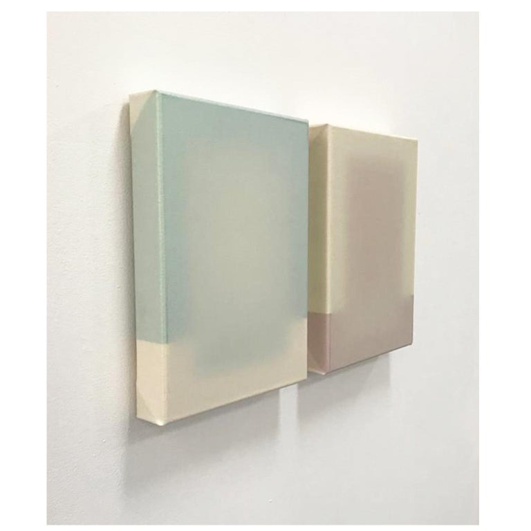 Contemporary Painting's', Shift 'inversion' by Chris & Jody Vingoe For Sale