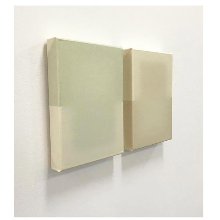 Acrylic Painting's', Shift 'inversion' by Chris & Jody Vingoe For Sale