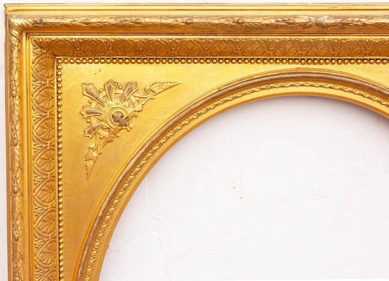 Pair of 19th Century Giltwood Mirrors In Good Condition In Rochester, NY