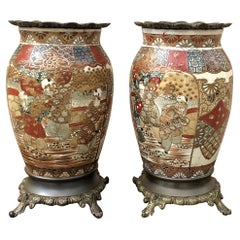 Meiji Vases and Vessels